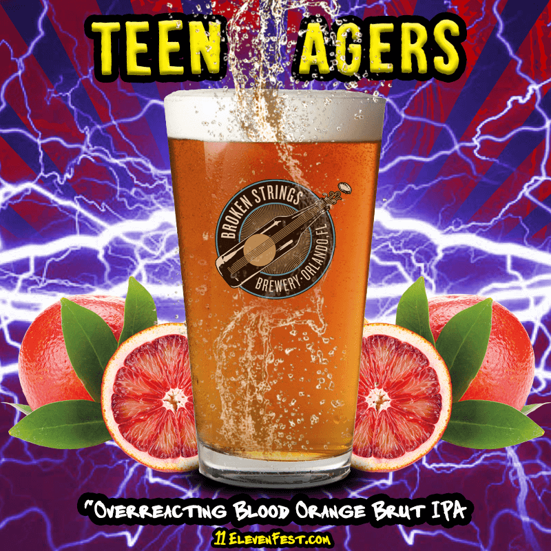 TEEN AGERS - IPA - 11Eleven FEST 2018